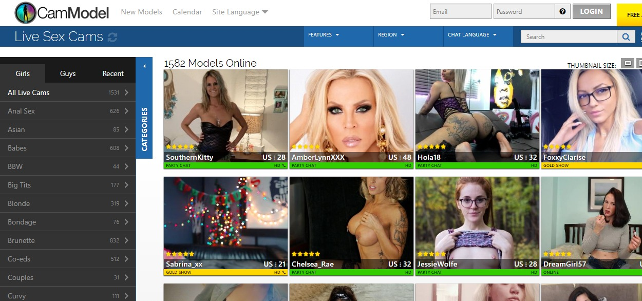 CamModel Reviews