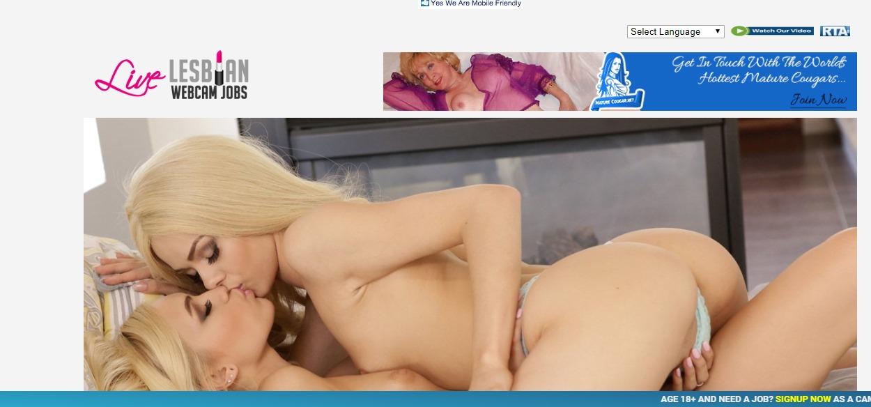 Live Lesbian Webcam Jobs Reviews