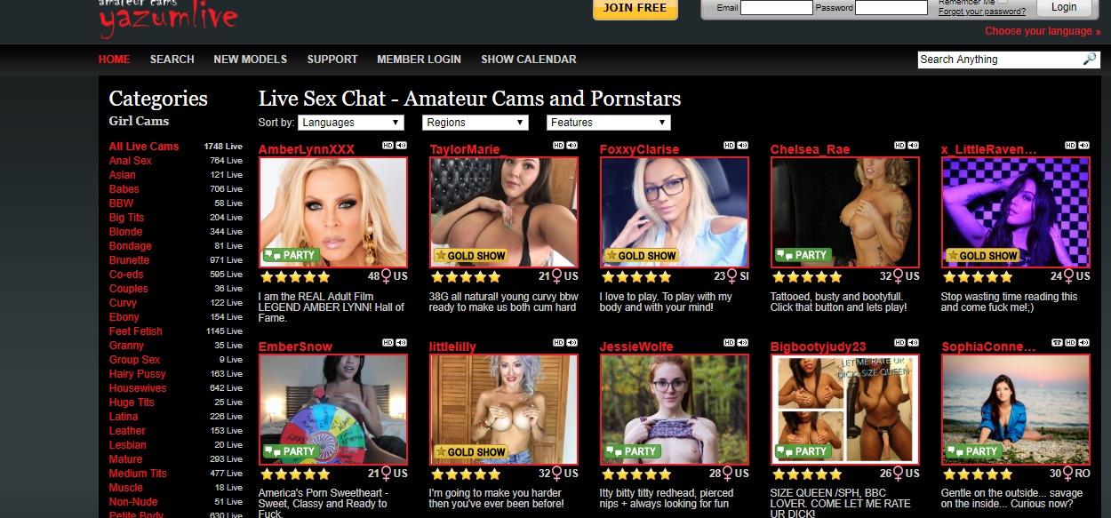 YazumLive Live Sex Reviews