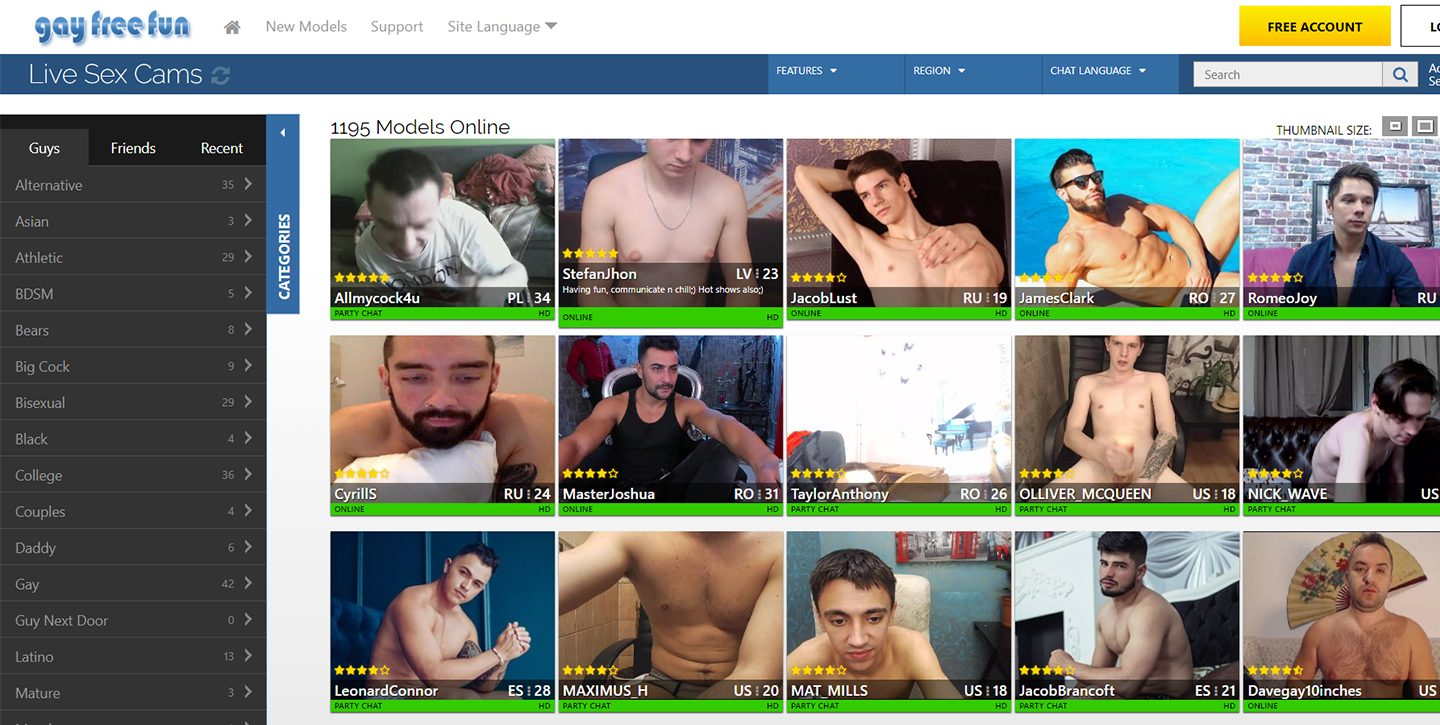 Gayfreefun Reviews