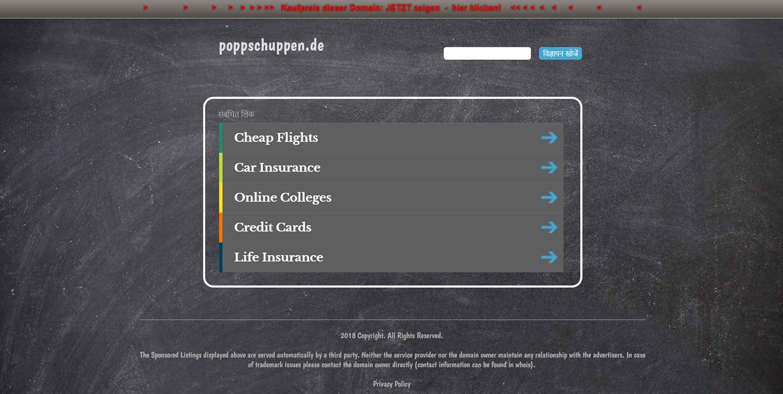 Poppschuppen Reviews