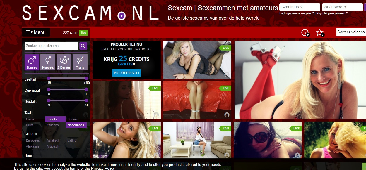 Sexcam nl Kijken Bij Vrouwen Thuis Reviews